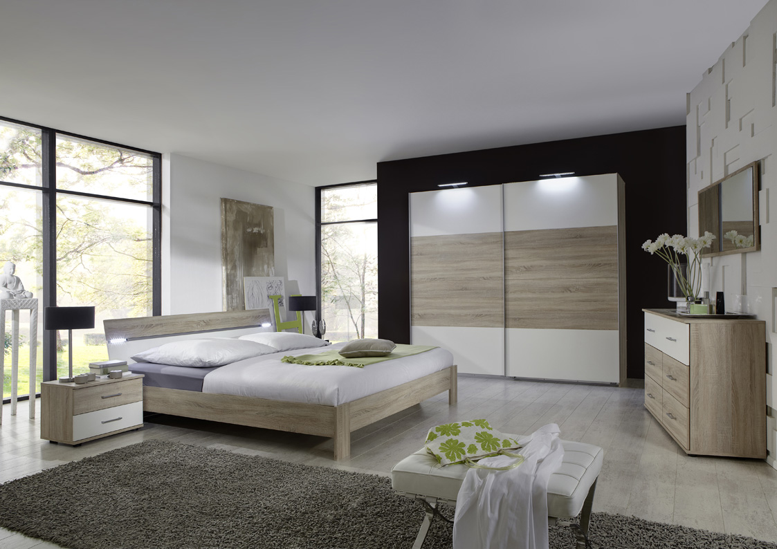 Bedrooms system - Ensemble chambre a coucher adulte ...